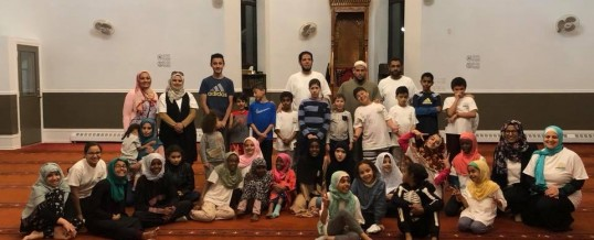 Itikaf Night at Ottawa Mosque