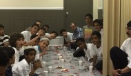 Itikaf night for boys at Ottawa Mosque