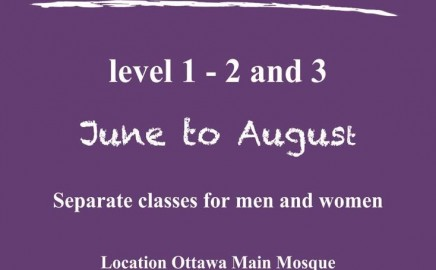 Arabic Classes for Adults
